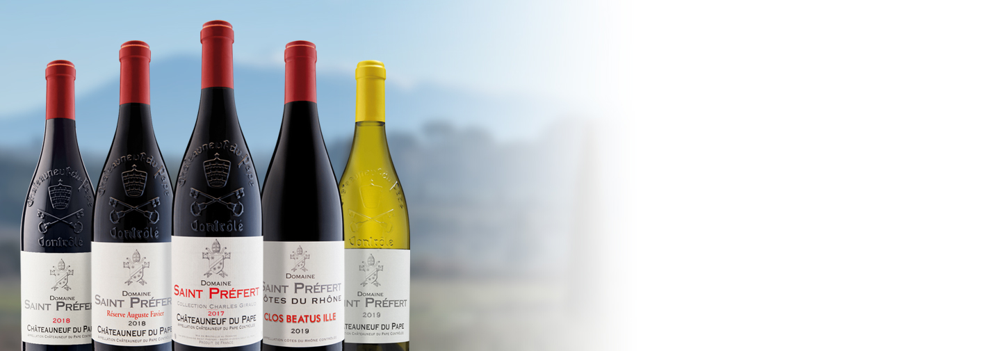 Domaine Saint-Préfert at the best price
