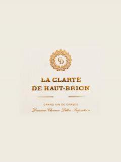 奥比昂副牌白葡萄酒 2018 原装木箱 6 支标准瓶装 (6x75cl)