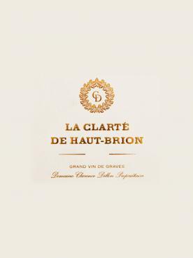 奥比昂副牌白葡萄酒 2017 标准瓶 (75cl)