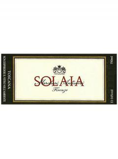 安东尼世家酒庄 Solaia  1998 6 支标准瓶装 (6x75cl)