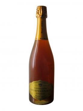 香槟 盖斯曼 桃红色 干香槟酒 1964 标准瓶 (75cl)