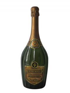 香槟 玛姆香槟 勒内·拉露 干香槟酒 1975 标准瓶 (75cl)