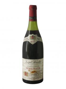 艾彻苏 名庄 约瑟夫杜鲁安酒庄 1978 标准瓶 (75cl)