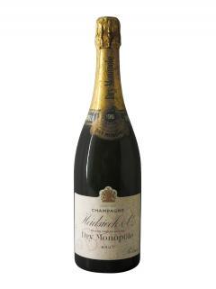香槟 白雪香槟 干型莫诺宝 干香槟酒 1961 标准瓶 (75cl)