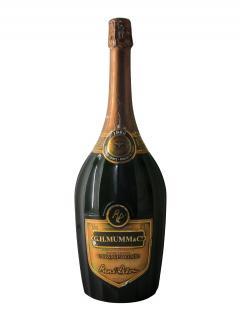 香槟 玛姆香槟 勒内·拉露 干香槟酒 1982 大瓶(150cl)