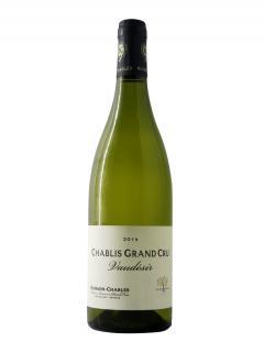夏布利 名庄 沃德西园 碧松查尔斯酒庄 2014 标准瓶 (75cl)