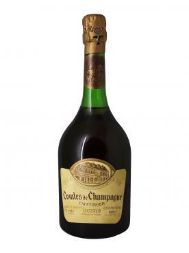 香槟 泰亭哲 香槟伯爵 白中白 干香槟酒 1973 标准瓶 (75cl)