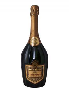 香槟 玛姆香槟 勒内·拉露 干香槟酒 1985 标准瓶 (75cl)