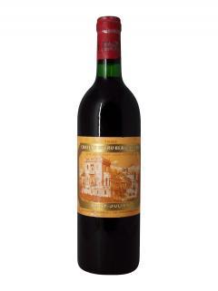 宝嘉龙庄园 1982 标准瓶 (75cl)