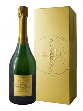 香槟 杜兹香槟 威廉•道茨特酿 干香槟酒 1999 标准瓶 (75cl)