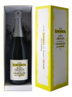 香槟 路易王妃 菲利普·斯塔克版本 2009 标准瓶 (75cl)