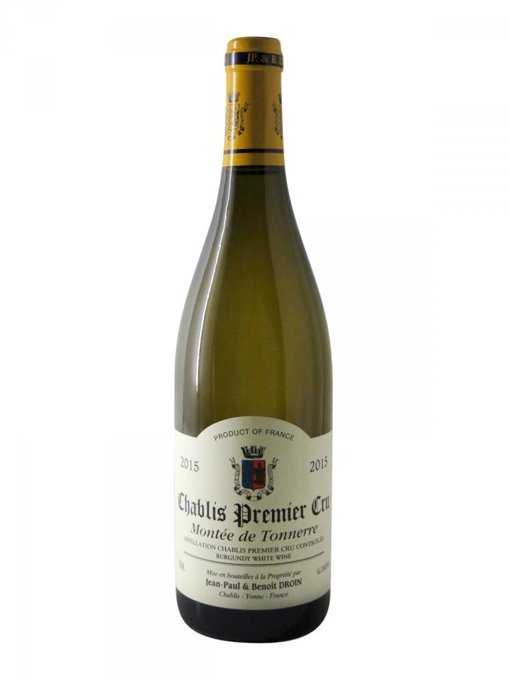 夏布利 一级 夏布利特级园 杜瓦安酒庄 2015 标准瓶 (75cl)