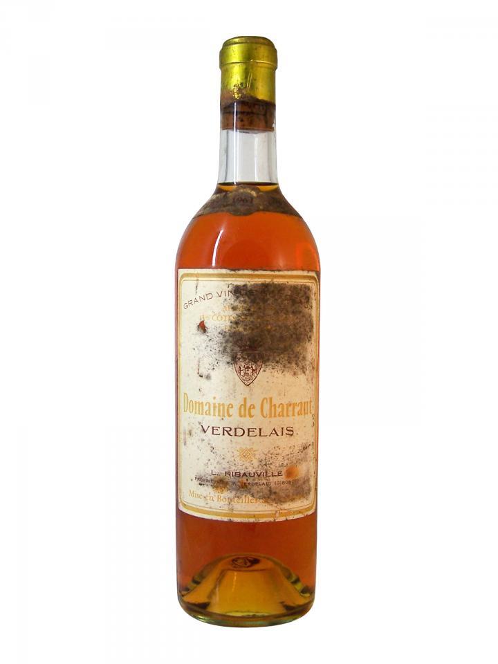 查尔劳酒庄 1961 标准瓶 (75cl)