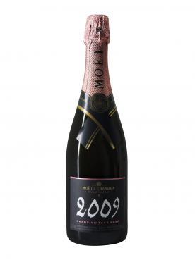 香槟 酩悦香槟 年份珍藏 桃红色 干香槟酒 2009 标准瓶 (75cl)
