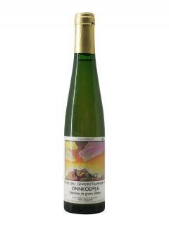 琼瑶浆 名庄 Zinnkoepfle酒庄 精选贵腐甜酒 SGN 塞比酒庄 1988 半瓶 (37.5cl)