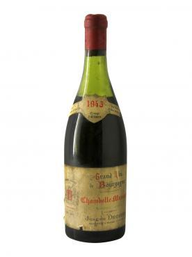 香波-慕西尼 约瑟夫杜鲁安酒庄 1945 标准瓶 (75cl)