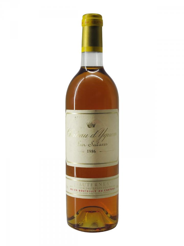 滴金酒庄 1986 标准瓶 (75cl)