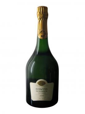 香槟 泰亭哲 香槟伯爵 白中白 干香槟酒 2006 大瓶(150cl)