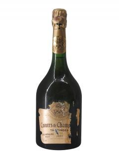 香槟 泰亭哲 香槟伯爵 桃红色 干香槟酒 1983 标准瓶 (75cl)