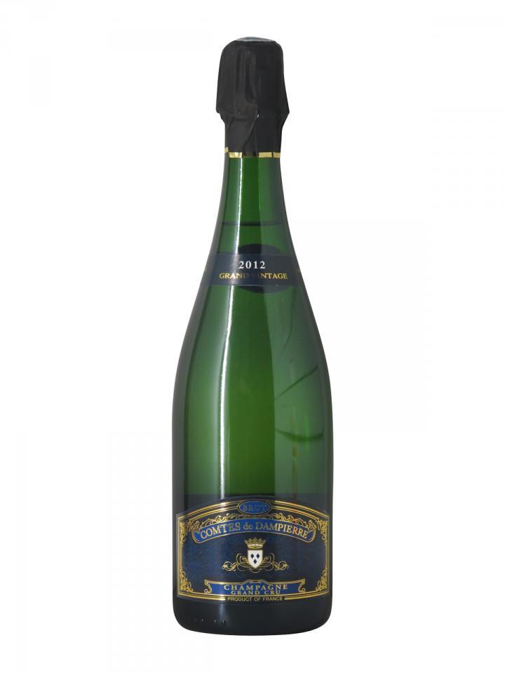 香槟 丹皮尔酒庄 年份珍藏 干香槟酒 名庄 2012 标准瓶 (75cl)