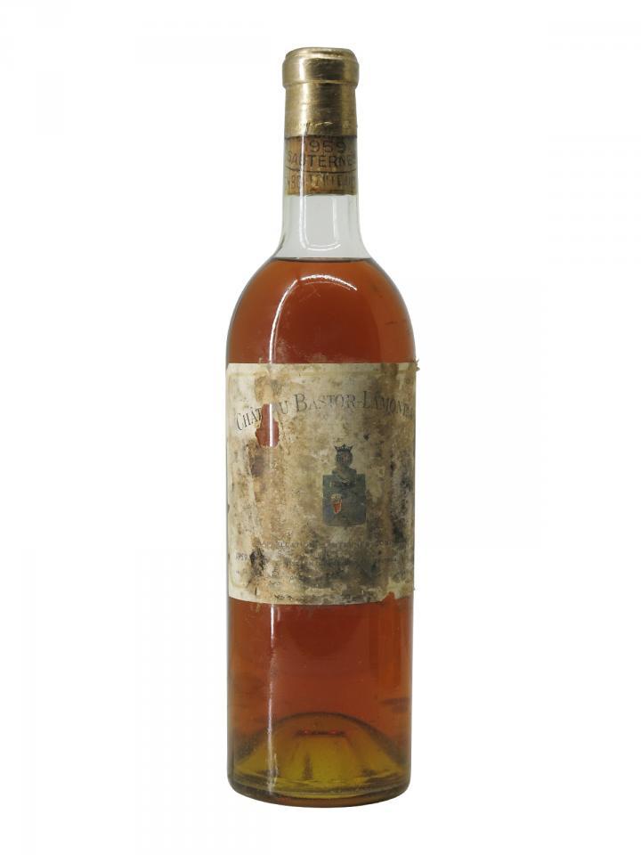 巴斯特酒庄 1959 标准瓶 (75cl)