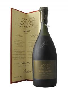 科涅克白兰地 1724 - 1974 年优质大香槟 250 周年庆,1974 年 2 月 25 日 一级庄 人头马 非年份酒 单瓶盒装  (70cl)