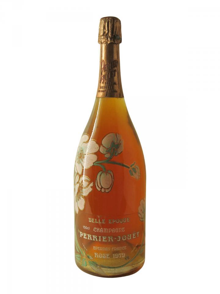香槟 皮耶爵 美好年代 桃红色 干香槟酒 1979 大瓶(150cl)