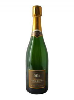 香槟 弗兰克邦维尔 重新找到年份酒 白中白 干香槟酒 名庄 2005 标准瓶 (75cl)