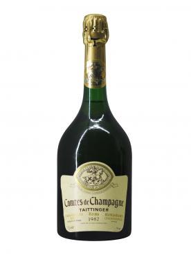 香槟 泰亭哲 香槟伯爵 白中白 干香槟酒 1982 标准瓶 (75cl)