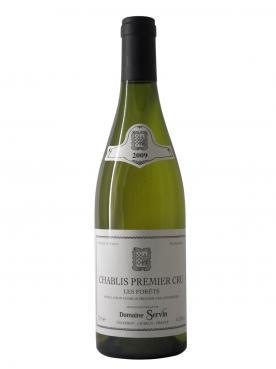 夏布利 一级 森林 瑟文酒庄 2009 标准瓶 (75cl)