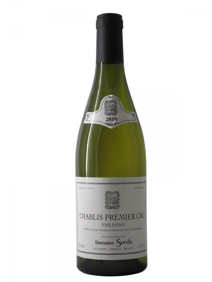 夏布利 一级 威隆园 瑟文酒庄 2010 标准瓶 (75cl)