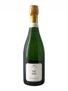 香槟 弗兰克邦维尔 纯阿维斯 白中白 名庄 2012 标准瓶 (75cl)