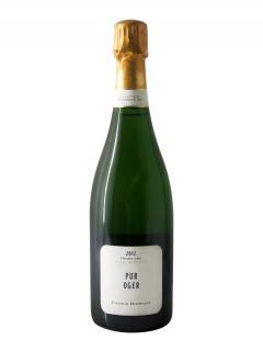 香槟 弗兰克邦维尔 纯奥格 白中白 名庄 2012 标准瓶 (75cl)