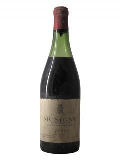 慕西尼 名庄 舞格伯爵酒庄 1937 标准瓶 (75cl)