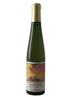 琼瑶浆 名庄 Zinnkoepfle酒庄 精选贵腐甜酒 SGN 塞比酒庄 1990 半瓶 (37.5cl)
