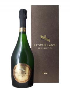 香槟 玛姆香槟 勒内·拉露 干香槟酒 1998 单支标准瓶盒装  (75cl)