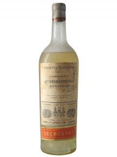 茴香酒 上等 J,-Hré Sécrestat Ainé 酒庄 1930 年代 1 升瓶 (100cl)