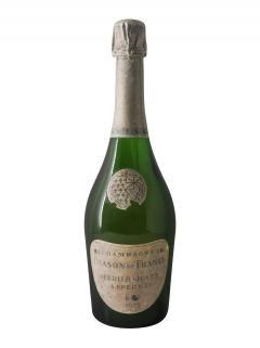 香槟 皮耶爵 法兰西徽章 干香槟酒 1975 标准瓶 (75cl)
