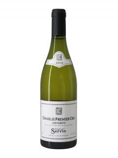 夏布利 一级 森林 瑟文酒庄 2019 标准瓶 (75cl)