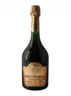 香槟 泰亭哲 香槟伯爵 桃红色 干香槟酒 1985 标准瓶 (75cl)