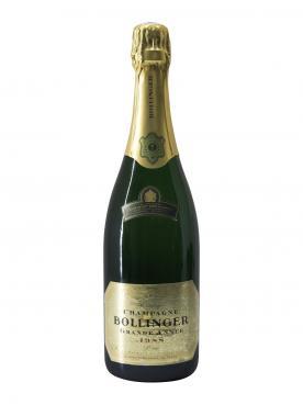 香槟 堡林爵 丰年香槟 干香槟酒 1988 标准瓶 (75cl)