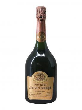 香槟 泰亭哲 香槟伯爵 桃红色 干香槟酒 1993 标准瓶 (75cl)