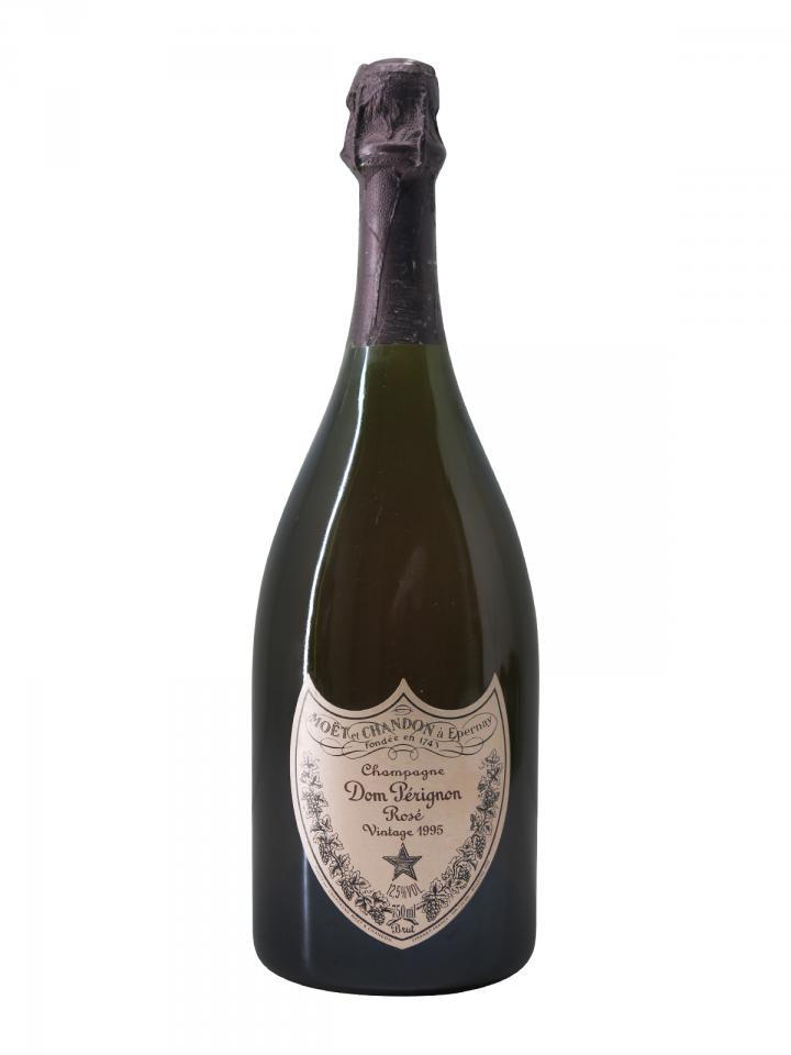 香槟 酩悦香槟 唐·培里侬 桃红色 干香槟酒 1995 标准瓶 (75cl)
