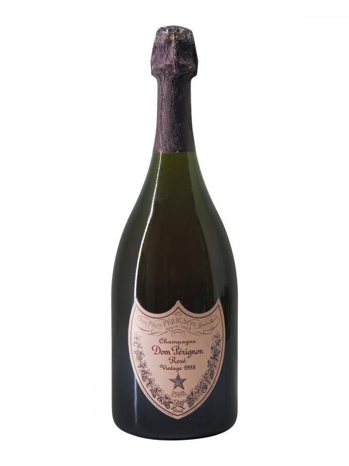 香槟 酩悦香槟 唐·培里侬 桃红色 干香槟酒 1998 标准瓶 (75cl)