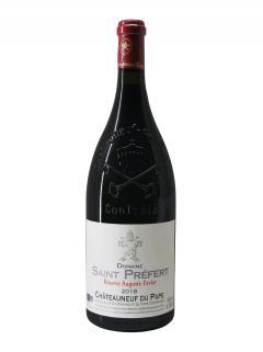 教皇新堡 圣琵飞酒庄 奥古斯特法维尔珍藏 2018 大瓶(150cl)