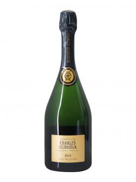 香槟 哈雪香槟 Brut Millésimé 2012 单支标准瓶盒装  (75cl)