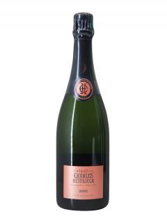香槟 哈雪香槟 桃红色 干香槟酒 2005 标准瓶 (75cl)