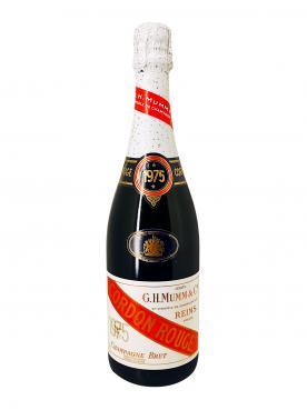 香槟 玛姆香槟 红带 干香槟酒 1975 标准瓶 (75cl)