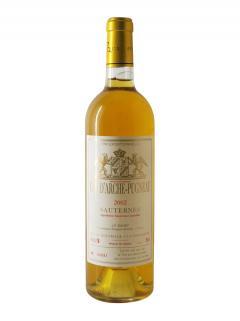 达契旁讷甜白葡萄酒 特选 2002 标准瓶 (75cl)