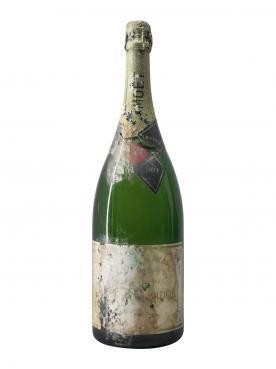 香槟 酩悦香槟 皇室干香槟酒 干香槟酒 1971 大瓶(150cl)